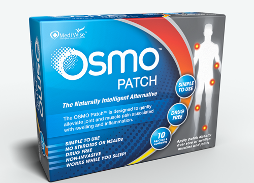 Why are Osmo Patches Ideal for Pain Relief?